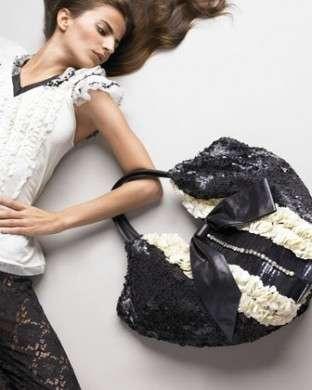 Borse Valentino, Shining Flower Tux tote