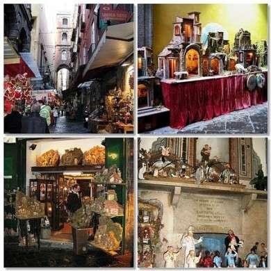 I Presepi di San Gregorio Armeno a Napoli