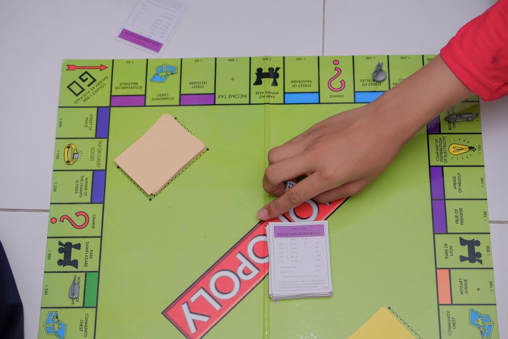 Giochi: il Monopoli al femminile