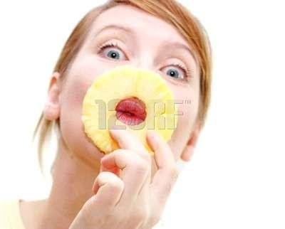 ananas e donne