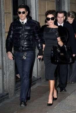 Victoria Beckham e lo shopping natalizio da milioni di dollari