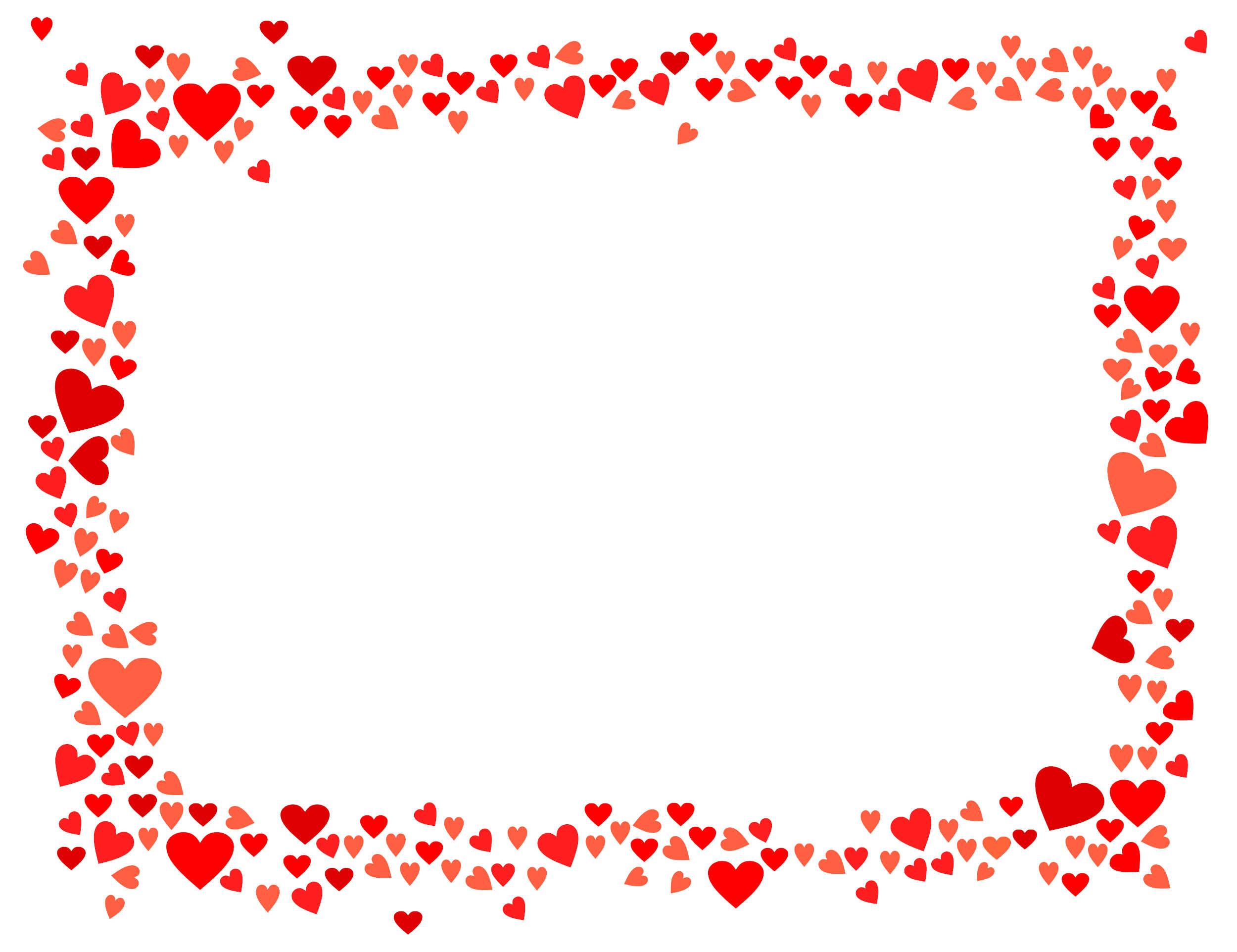 Biglietti per San Valentino da stampare