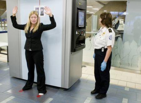 Body scanner: è pericoloso per la salute?