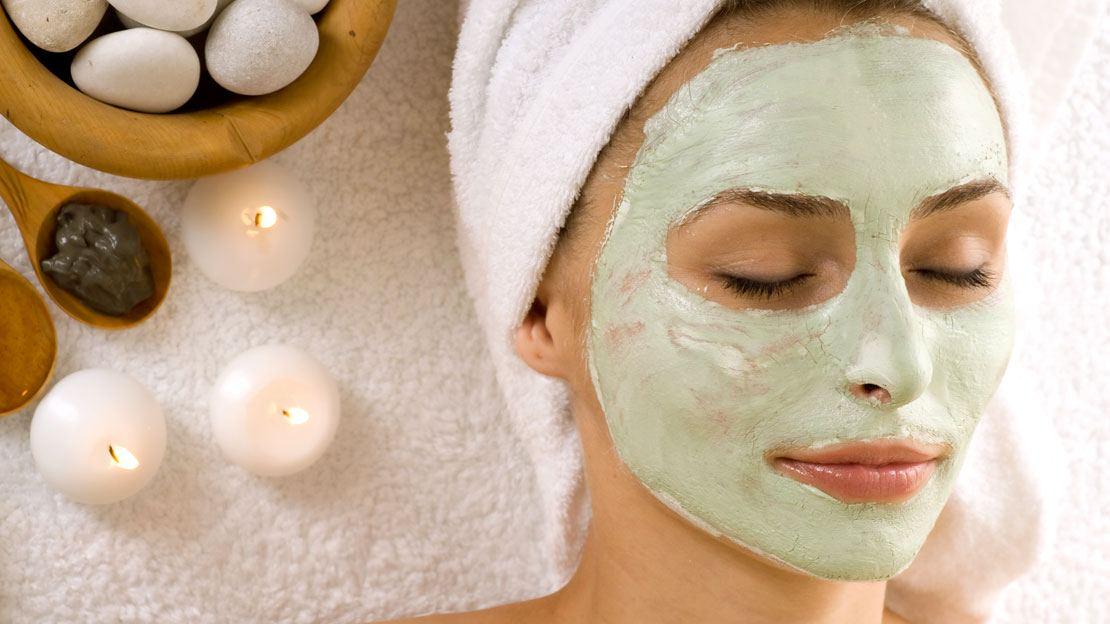 disintossicare la pelle con la maschera giusta