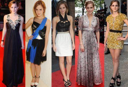 Emma Watson: teenager meglio vestita del 2009