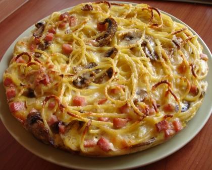 Ricette light: frittata di pasta