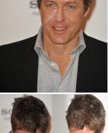 Hugh Grant: troppa cipria come Nicole Kidman
