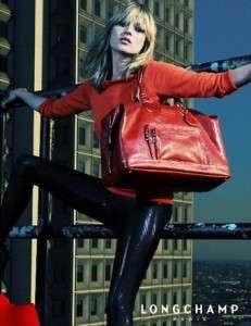 Kate Moss diventa designer di borse per Longchamp