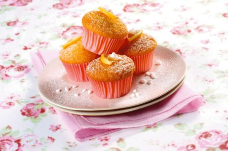 muffin limone vaniglia