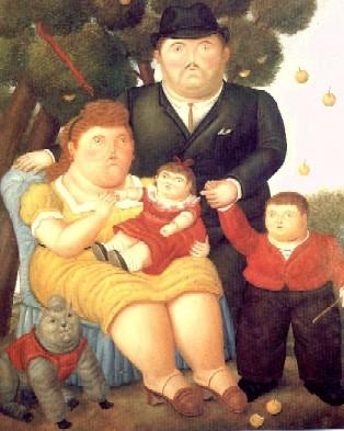 obesita botero