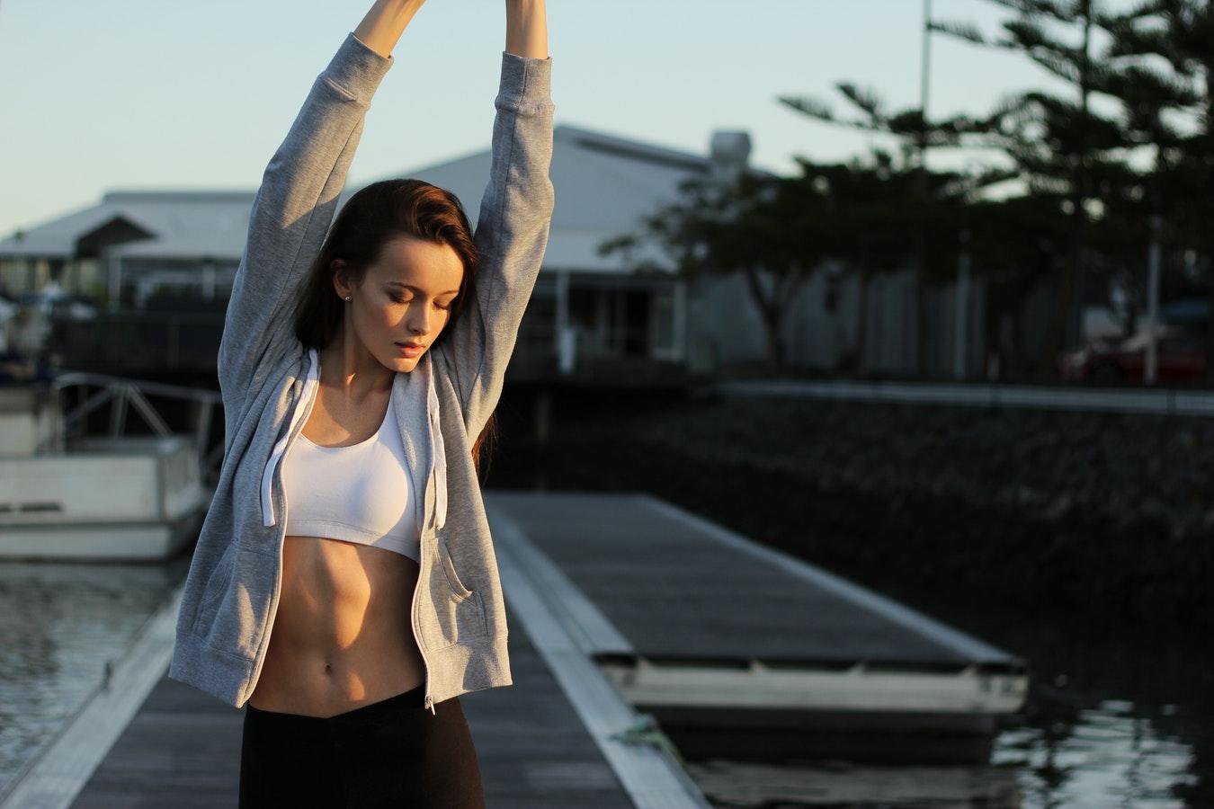 Come perdere peso nei punti giusti