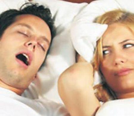 La dieta per non russare più