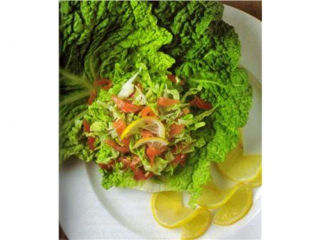 Ricette light, salmone in crosta con salsa ai funghi