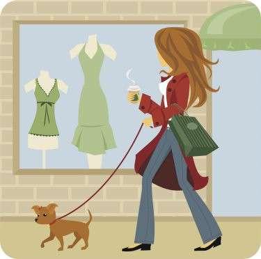 Saldi 2010: lo shopping fa dimagrire