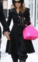 Sarah Jessica Parker e la sua Diane De Maria Bonnie Bag