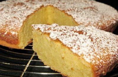 Ricette light: la torta degli angeli