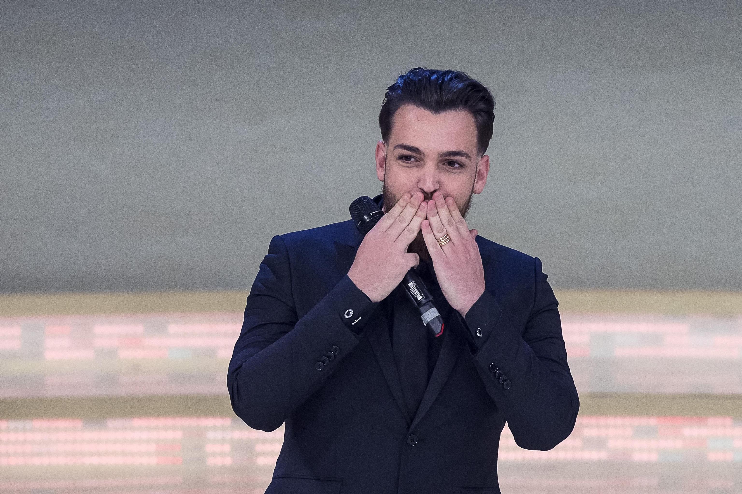 Sondaggio Tempo Libero: Valerio Scanu è il vincitore di Sanremo