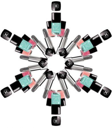 Chanel make up: collezione Les Pop-up per l'estate 2010
