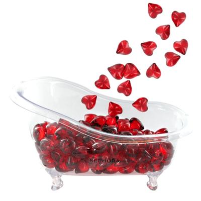 San Valentino, i cuori da bagno di Sephora
