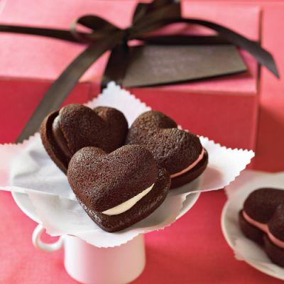cuoricini cioccolato