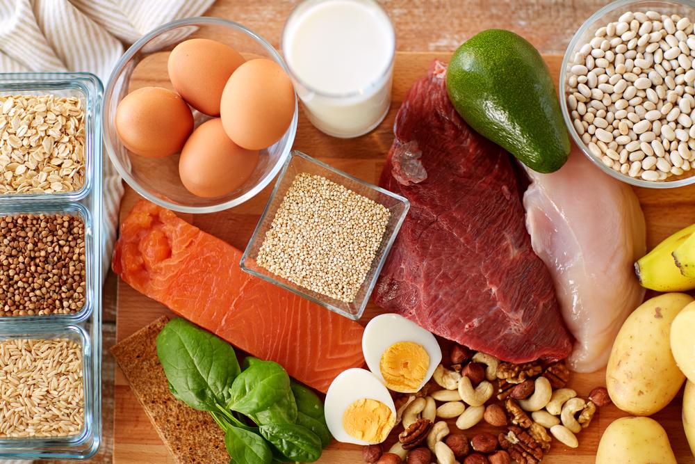 Dieta proteica per dimagrire gambe