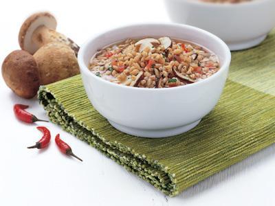 Ricette light: minestra di farro e lenticchie