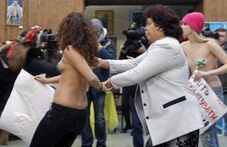 femministe ucraina