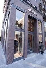 Hermès apre la prima boutique dedicata all'uomo
