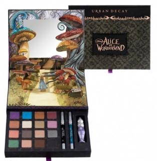 Bellezza: make up ispirato a Alice in Wonderland