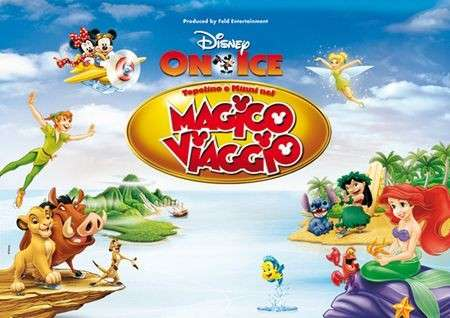 Disney On Ice 2010: a marzo in Italia