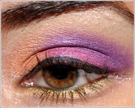 Trucco occhi: i colori dell'arcobaleno