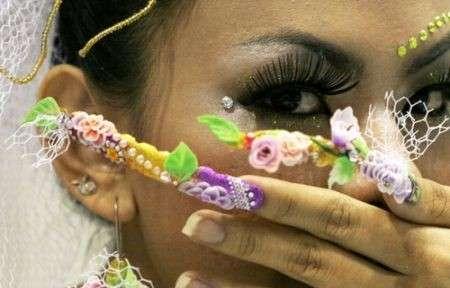 Cura mani: la nail art più pazza