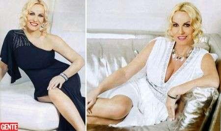 """Antonella Clerici: """"Per dimagrire ho preso le polveri proteiche e sono finita in ospedale"""""""
