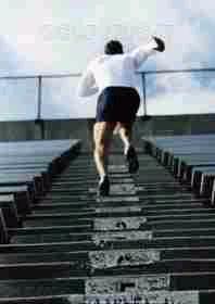 Fitness: è di moda salire le scale