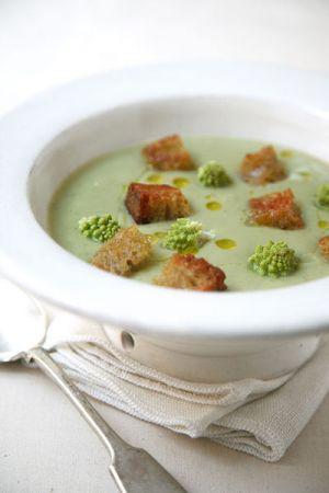 Ricette light: la zuppa di cavoletti