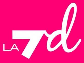 LA7d logo