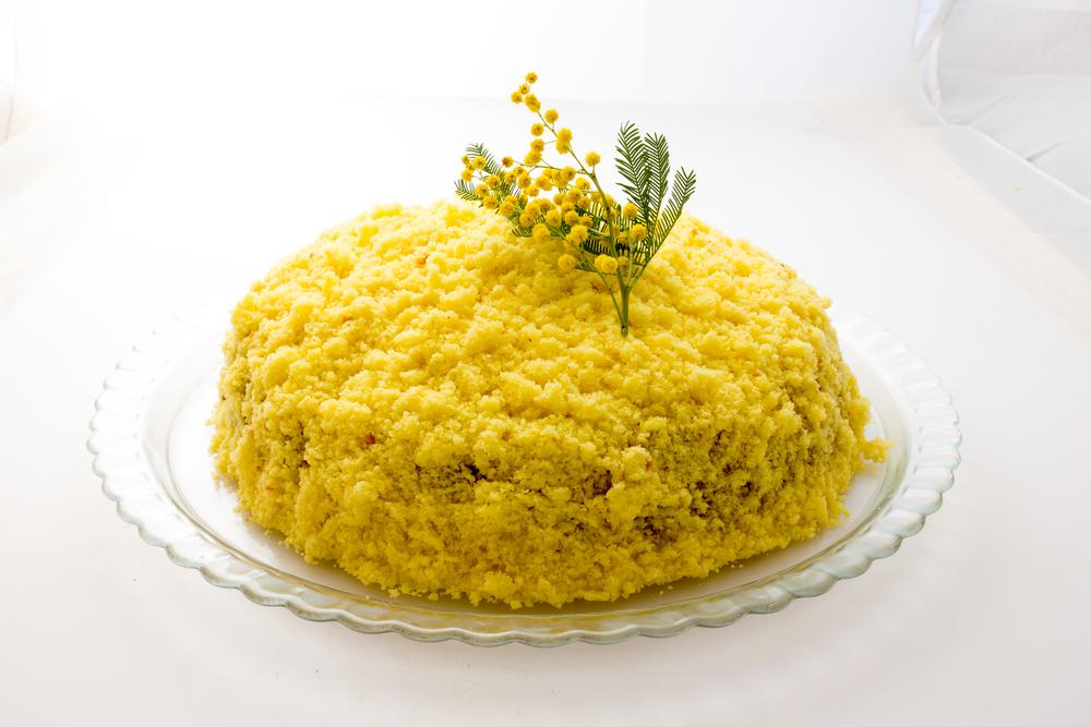 Ricette dolci: la torta mimosa