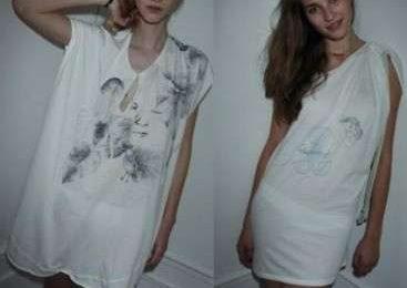 A+Design, t-shirt e abiti in cotone organico