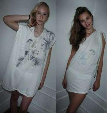 ADesign t shirt in cotone organico