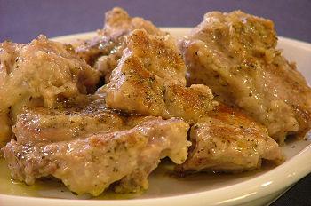 Ricette light: agnello in padella