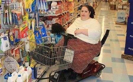 La mamma più grassa del mondo ha la XXXXXXXL