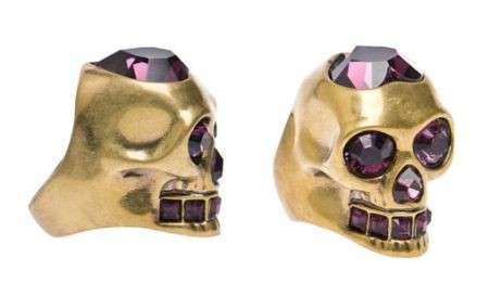 Alexander McQueen, Skull Ring
