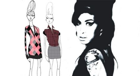 amy winehouse fred perry