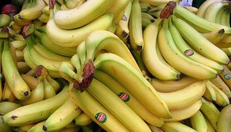 banane potassio