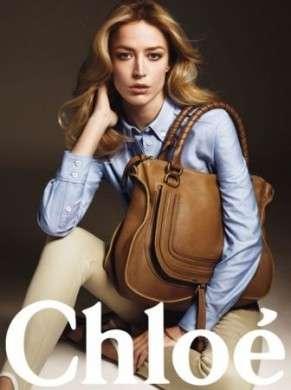 Chloé, la nuova it-bag si chiama Marcie