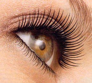 Make up: ciglia lunghissime con le fibre sintetiche