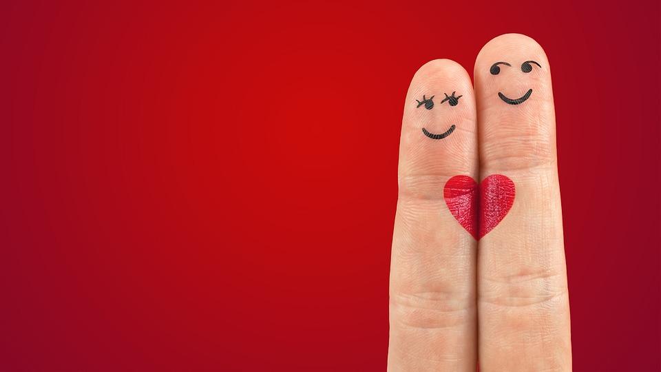I cinque sensi dell'amore