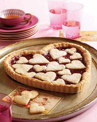 crostata romantica
