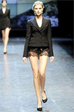 Milano Moda Donna 2010: Dolce & Gabbana