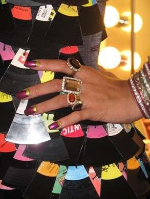 Nail art, le pazze unghie di Rihanna